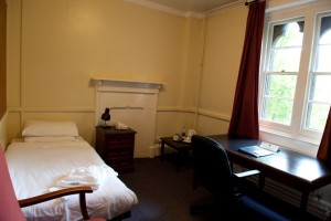 Keble room